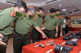 Khai mạc triển lãm '75 năm lực lượng An ninh nhân dân Việt Nam Anh hùng'