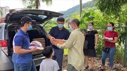 Hỗ trợ người Việt Nam tại Malaysia bị ảnh hưởng bởi dịch COVID-19