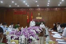 Phó Thủ tướng Trương Hòa Bình: Bà Rịa-Vũng Tàu không được chủ quan, lơ là trong phòng, chống dịch
