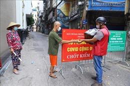 Hà Nội: Đồng ý cho 'shipper'hoạt động từ 9 - 20 giờ hàng ngày