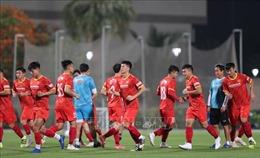 Đội tuyển Việt Nam tự tin trước vòng loại cuối cùng FIFA World Cup 2022