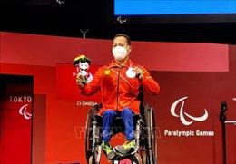 Paralympic Tokyo 2020: Ngày 26/8, Việt Nam có HCB, Trung Quốc dẫn đầu bảng xếp hạng