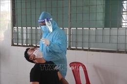 Tiền Giang tăng cường xét nghiệm, tầm soát người nghi nhiễm SARS-CoV-2