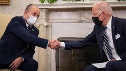 Tổng thống Mỹ hội đàm với Thủ tướng Israel