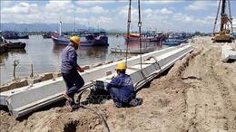 Gần 100 tỷ đồng nâng cấp, sửa chữa âu thuyền tránh bão cho tàu cá