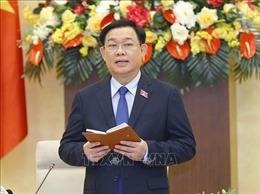 Chủ tịch Quốc hội sẽ gặp gỡ doanh nhân, doanh nghiệp Việt Nam