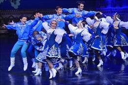Vũ điệu lịch sử văn hóa Nga