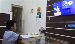 Có 24 tỉnh, thành phố đang dạy học trực tuyến và qua truyền hình