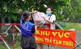Trung tâm An sinh TP Hồ Chí Minh tiếp nhận hàng hóa hỗ trợ trên 101 tỷ đồng