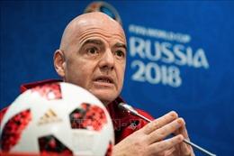 Chủ tịch FIFA: Cuối năm nay sẽ quyết định về việc có tổ chức World Cup hai năm/ lần hay không