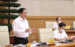 Thủ tướng Phạm Minh Chính chủ trì Phiên họp Chính phủ thường kỳ tháng 8