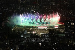 Paralympic Tokyo 2020: Khép lại bằng lễ bế mạc giản dị