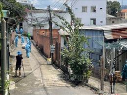 Cảnh giác chùm lây nhiễm mới xuất hiện trong 'vùng xanh' tại Bình Dương