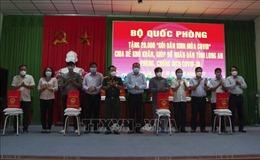 Trà Vinh và Long An hỗ trợ người dân gặp khó khăn do dịch COVID-19