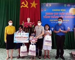 Tết Trung thu cho thiếu nhi vùng dịch ở tỉnh Phú Yên
