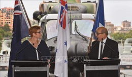 EU hoãn cuộc họp trù bị với Mỹ để phản đối thỏa thuận tàu ngầm với Australia