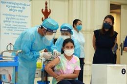 Campuchia khởi động chiến dịch tiêm mũi tăng cường trên cả nước