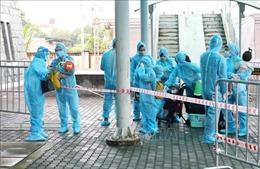 Ninh Bình ghi nhận 18 trường hợp dương tính liên quan đến chuyến tàu chở công dân về quê
