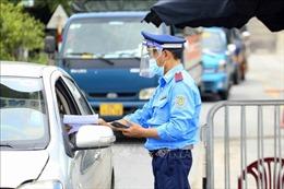 Hà Nội: Yêu cầu hơn 2.600 lượt phương tiện quay đầu