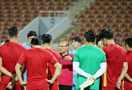 Huấn luyện viên Park Hang-seo: 'Chúng ta còn nhiều trận đấu phía trước'