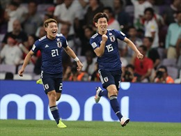 Asian Cup2019: Thắng Iran 3-0, đội tuyển Nhật Bản vào chung kết