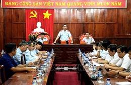 Công bố Quyết định thanh tra trách nhiệm của Chủ tịch UBND tỉnh Bình Phước