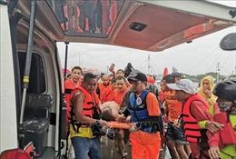 Liên tiếp chìm phà tại Philippines, hàng chục người thiệt mạng
