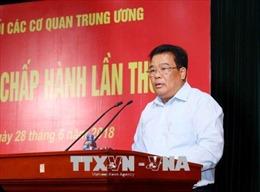 Nâng cao chất lượng, hiệu quả công tác tuyên giáo của Đảng bộ Khối các cơ quan Trung ương