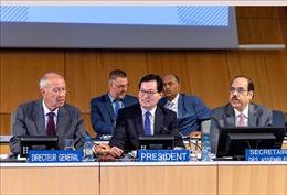 Việt Nam tham dự Đại hội đồng WIPO 2019