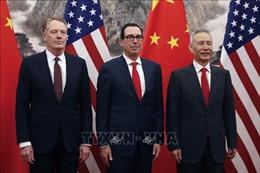 Ngày 10/10, đàm phán cấp cao về thương mạiMỹ-Trung Quốc