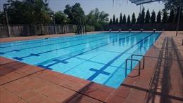 Công an vào cuộc vụ trẻ 9 tuổi bị tử vong trong hồ bơi