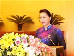 Kỳ họp thứ 6, Quốc hội khóa XIV: Trình Quốc hội xem xét nhiều nội dung quan trọng