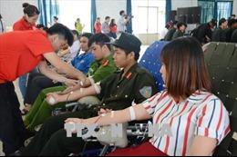 Hành trình Đỏ năm 2018 đã tiếp nhận hơn 9.300 đơn vị máu
