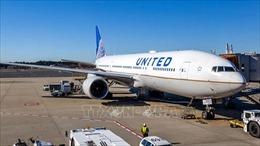 Cơ quan hàng không Mỹ điều tra sự cố máy bay của hãng United Airlines