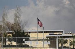 Mỹ sáp nhập Tổng lãnh sự quán về vấn đề Palestine vào Đại sứ quán tại Jerusalem
