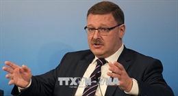 Nga đề cập các phương án đối phó nếu Mỹ rút khỏi INF