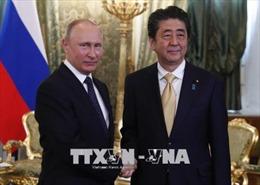 Thủ tướng Nhật Bản tin tưởng có thể giải quyết tranh chấp lãnh thổ với Nga