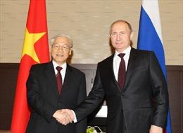 Chuyến thăm của Tổng Bí thư Nguyễn Phú Trọng sẽ làm sâu sắc hơn quan hệ Việt Nam - LB Nga