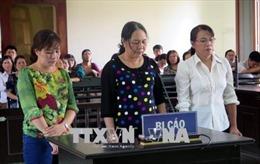 Phạt tù nguyên kế toán và thủ quỹ của Trường Chính trị tỉnh Phú Yên