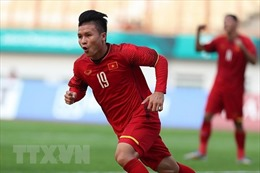 Nhiều cầu thủ Olympic Việt Nam lọt vào đội hình tiêu biểu của ASIAD 2018