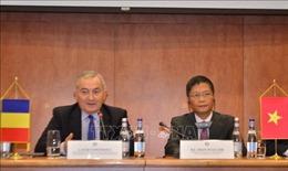 Khóa họp thứ 16 Ủy ban hỗn hợp Việt Nam - Romania về hợp tác kinh tế