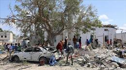 Hơn 20 người thương vong trong vụ đánh bom liều chết tại Somalia