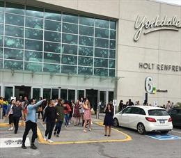 Trung tâm thương mại lớn nhất Canada phải sơ tán do ẩu đả nổ súng