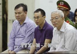 Đề nghị mức án từ 27 - 29 năm tù đối với nguyên Chủ tịch HĐQT PVTEX