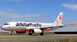 Jetstar tiếp tục phải hủy các chuyến bay do bão Jebi