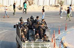 Vùng xanh Baghdad bị tấn công bằng đạn cối