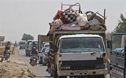 LHQ cảnh báo nguy cơ xảy ra thảm họa nhân đạo tồi tệ nhất thế kỷ 21 tại Idlib