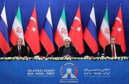Những trở ngại trên tiến trình hòa bình Syria