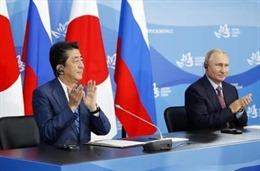 Cải thiện điều kiện để giải quyết tranh chấp lãnh thổ kéo dài nhiều thập kỷ giữa Nga- Nhật