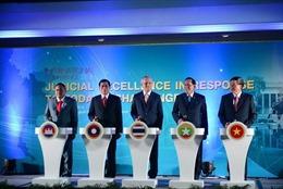 Việt Nam dự hội nghị quốc tế về lĩnh vực tòa án và tư pháp tại Thái Lan